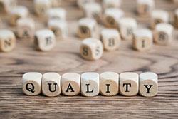 Thema Qualität