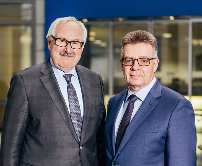 Michael Ziesemer und Dr. Klaus Mittelbach